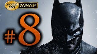 Batman Arkham Origins Walkthrough Part 8 [1080p HD] - No Commentary