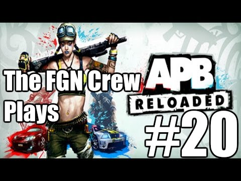 The FGN Crew Plays: APB Reloaded #20 - Rooftop Redemption (PC)