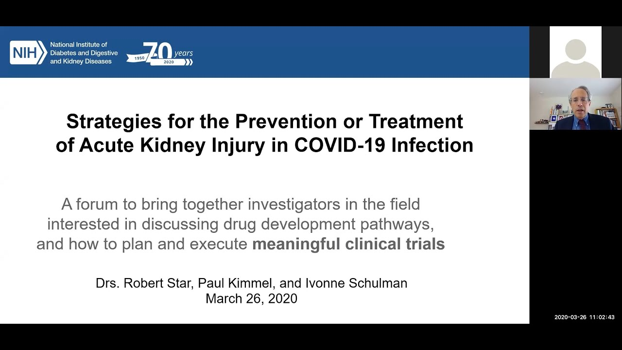 Strategies for the Prevention or Treatment of Acute Kidney Injury in COVID-19 Infection