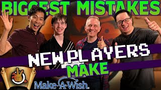 biggest-mistakes-new-players-make-with-mark-rosewater-and-make-a-wish-the-command-zone-279-edh
