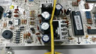 Gree dc inverter AC error code problem P6