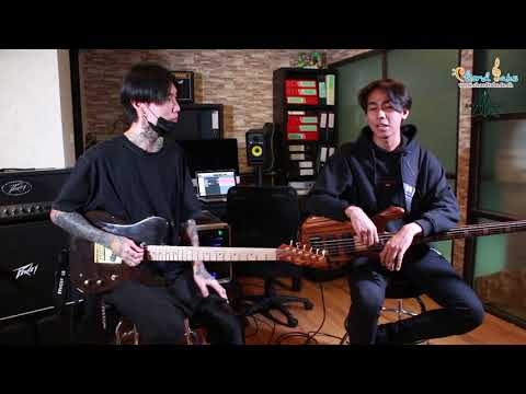 Paper Planes ซ้ำๆGuitar / Bass Demonstration by Chordtabs