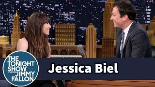 jessica biel justin timberlake and jimmy fallon broke into a house together