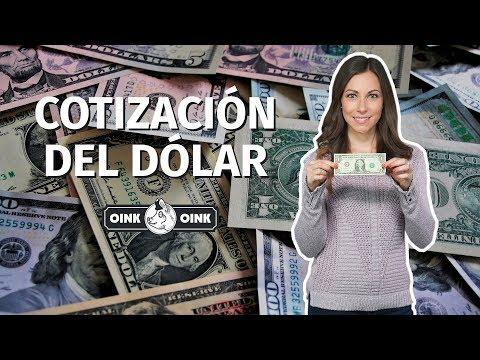 ¿Por qué sube y baja el precio del dólar?