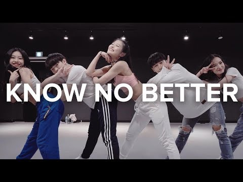 Know No Better  Major Lazer feat Travis Scott, Camila Cabello & Quavo  Ara Cho Choreography