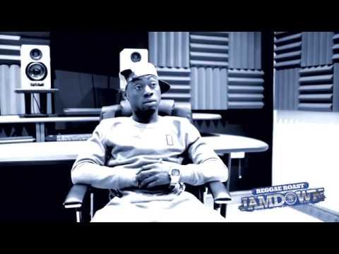 Stylo G Interview by Reggae Roast