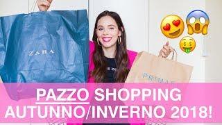 HAUL LOWCOST autunno/inverno 2017-2018: Shopping da Zara, Primark, Asos e Romwe!