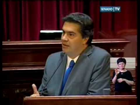 Ernesto Sanz Interroga A Jorge Capitanich Sobre La