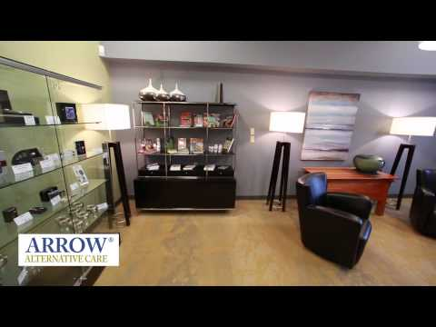 Owners Angelo and Michelle DeFazio present Arrow Alternative Care
