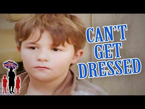 Supernanny   Why A Kindergartner Can't Dress Himself