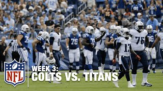 Colts DB Dwight Lowery Takes an Interception 69 Yards for a TD | Colts vs. Titans | NFL