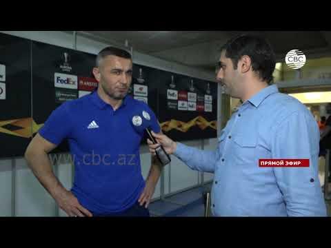 Эксклюзивное интервью Гурбана Гурбанова специальному корреспонденту СВС Сенану Рзаеву