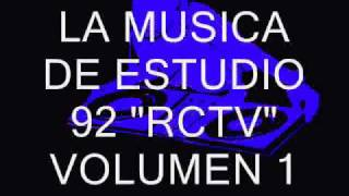 ESTUDIO 92 CHANGA VOL.1