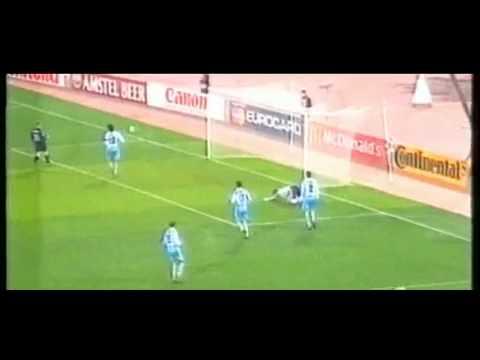 SS Lazio - Olympique Marsiglia 5-1 (Champions League 2000) - Poker di Simone Inzaghi