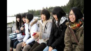 6 Japanese students went to Vancouver in January 2011 as part of a ...