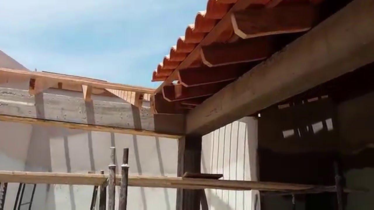 Preferência madeiramento 2 aguas em ele com agua furtada 7 - YouTube PL34