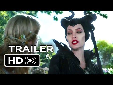 "Maleficent ""Legacy"" TRAILER (2014) - Angelina Jolie, Elle Fanning Movie HD"