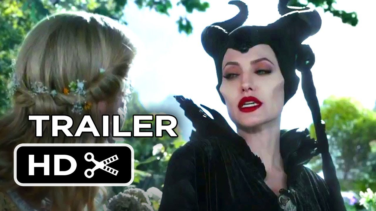 Maleficent Legacy Trailer 2014 Angelina Jolie Elle Fanning Movie Hd