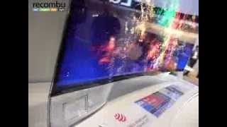 LG 55EA980V OLED hands-on @ IFA 2013