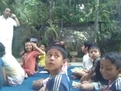 Free Social school in Kalibukbuk, Lovina, Bali