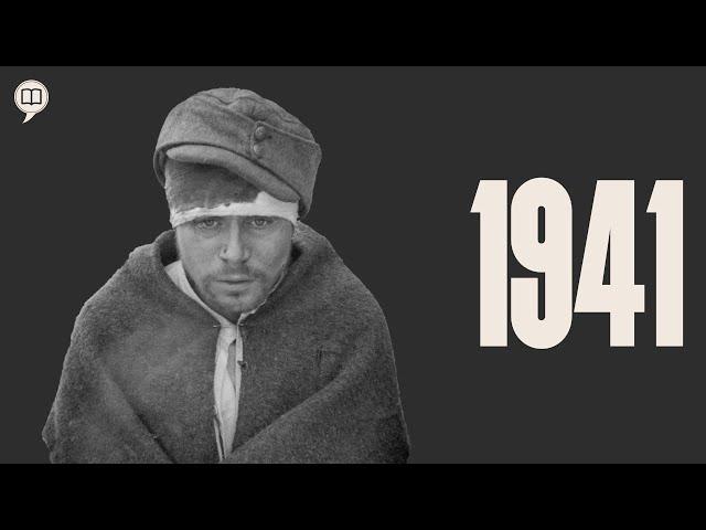 1941 - Seconde guerre mondiale tome 3   L'Histoire nous le dira