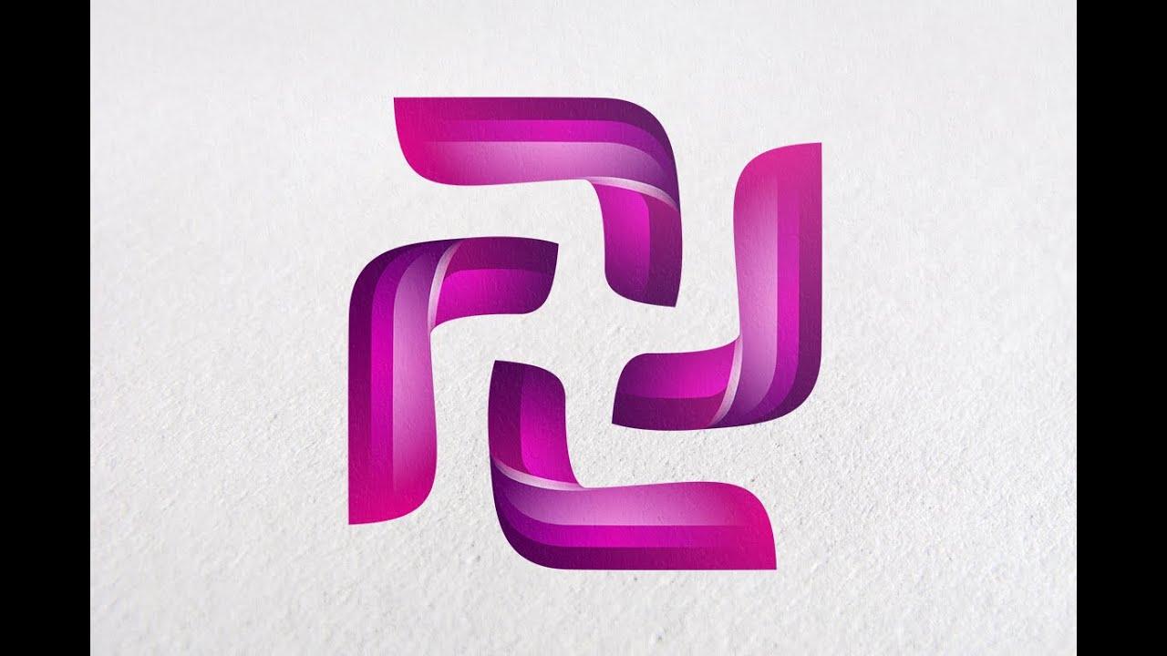 adobe illustrator logo design tutorial for beginners - create logo ...