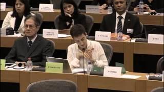 European Parliament Committee Meeting 6 November 2014: EU-Burma Investment Agreement