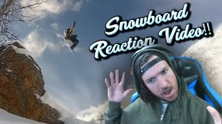 CLIFFS and SNOWBOARDS!!