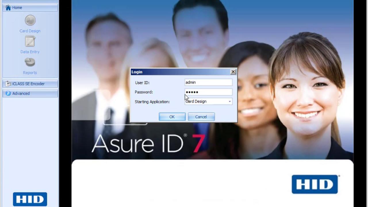 Asure ID 7 How to write custom data to MIFARE card sector