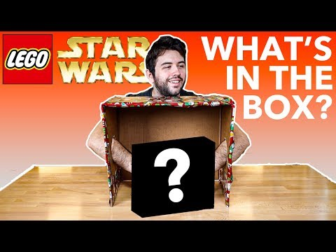What's In The Box? (LEGO Star Wars Edition)