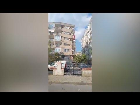 Terremoto y Tsunami sacuden a Turquía y Grecia: al menos 22 muertos y cientos de heridos
