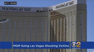 MGM Resorts, Owner Of Mandalay Bay, Sues Victims Of Las Vegas Shooting