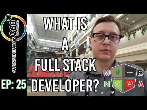 What is a Full Stack Developer? | Ask a Dev Episode 25