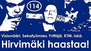 Petri Hirvimäki (114) & superhitti