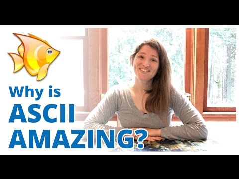 Why is ASCII Important? The link between us, computers, and