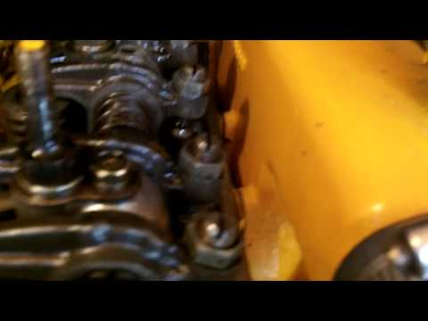 Repeat Rebuilding Your Engine Part 8 Cylinder Head Valve