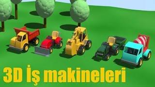 Video 3D çizgi film - İş makineleri çocuk parkında tüm bölümler bir arada (Full HD) download MP3, 3GP, MP4, WEBM, AVI, FLV November 2017