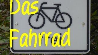 Learn German: Das Fahrrad
