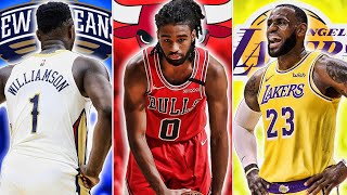 10 Players That Are About To Dominate When The NBA Season Resumes
