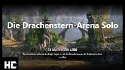 Elder Scrolls Online-Drachenstern-Arena Ebene 1 Solo PS4-GER