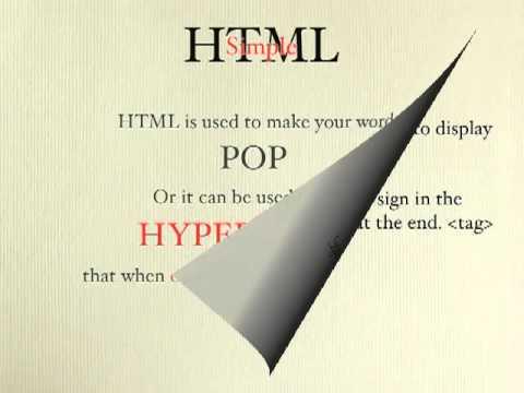 Html Training 1.key