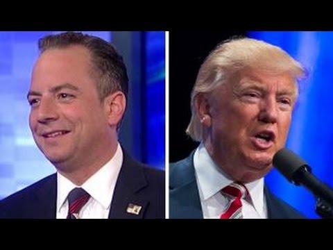 Reince Priebus on Donald Trump