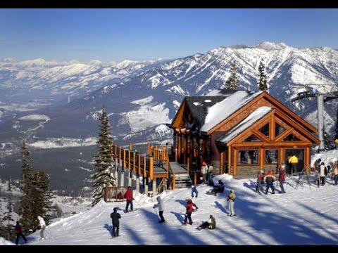 Skiing at Fernie British Columbia March 2016