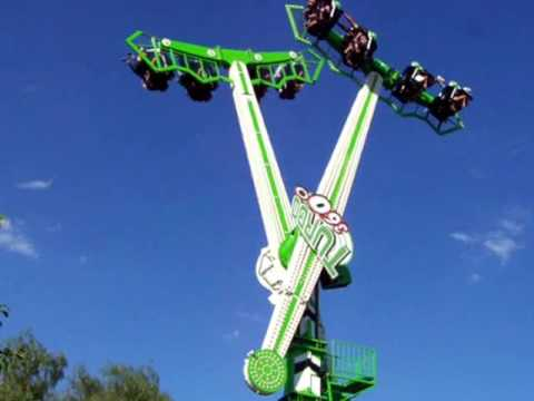 Turbo 360 Miletto at Allou Fun Park 2017