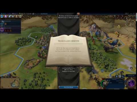 Civilization VI - Troilus and Criseyde