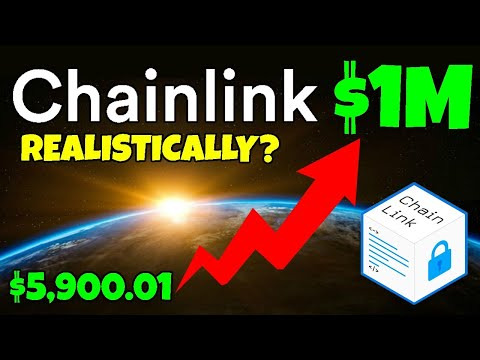 CHAINLINK (LINK) - COULD $5,900 MAKE YOU A MILLIONAIRE... REALISTICALLY???