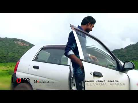 Aparna Rahul@Rahul Varma Love Moments💑💝