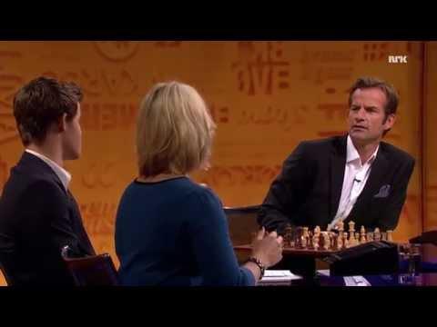 Jon utfordrer Magnus Carlsen