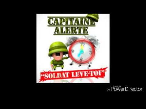 Capitaine alerte reveil