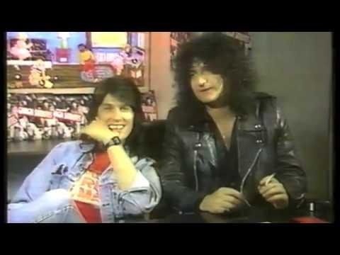 Georgia Satellites - RARE 1987 Interview!